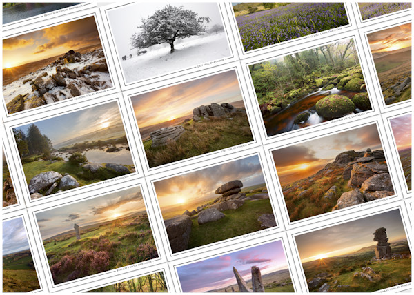 Dartmoor greeting cards