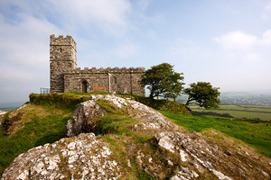Brentor Church, Dartmoor