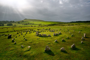 Yellowmead stone circles, Dartmoor